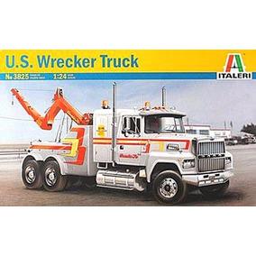 Italeri 3825 1.24 Us Wrecker Truck Milouhobbies