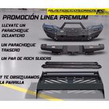 Parachoque Delantero Ultima 4runner 15-up Viper