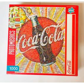 Rompecabezas Coca Cola Con 1000 Pz