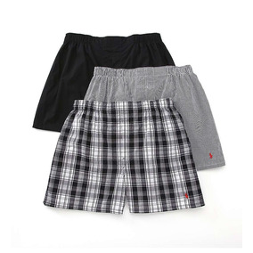 Polo Ralph Lauren Classic Woven Boxer 3-pack