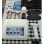 Electroestimulador 4 Canales-8 Electrodos+ Ultrasonido 1 Mhz