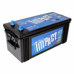 Bateria Estacionaria Náutica Impact 180 Amperes Rnp 180