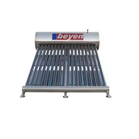 Beyen Boiler O Calentador Solar 16 Tubos 192 Litros Reales