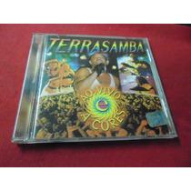 Terra Samba - 20 Vivo A Cores - Ind Arg