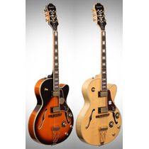 Guitarra Epiphone Joe Pass Emperor 2 Pro - Loja Oficial
