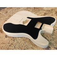 Corpo Guitarra Modelo Tele Custom 72