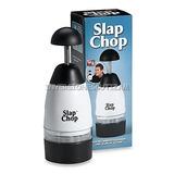 Slap Chop Picatodo Manual De Cocina Alimentos Como En Tv