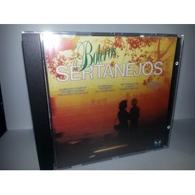 Boleros Sertanejos-cd Coletânea Sertanejo Antigo