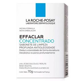 Limpador Facial La Roche-posay - Effaclar Sabonete Concentra