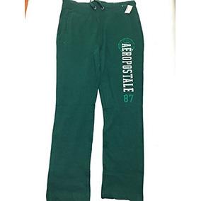 Calca Aeropostale Sweatpants Moleton Verde Ggg Xxl
