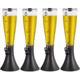 Chopeira Torre Chopp Marchesoni 2,5 Lt Super Kit 4 Unidades