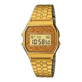 20a844d3d4a Relogio Original Casio A159wgea 1 Masculino - Relógio Masculino no ...