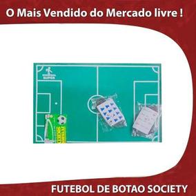 Madeira Mesa Futebol Botão Jogador Crianças Jogo Mãos Time