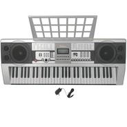 Organeta Teclado Palmer 5 Octavas 100 Voces 100 Ritmos +adap
