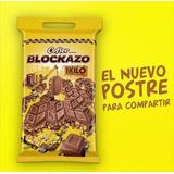 Chocolate Cofler Blockazo Block Mani 1kg