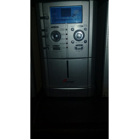 Equipo De Sonido Premier Sx-2721cdr