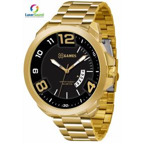 Relógio X-games Masculino Xmgs1016 P2kx, C/ Garantia E Nf