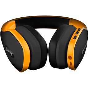 Fone De Ouvido Pulse Com Bluetooth Amarelo Ph151 Multilaser