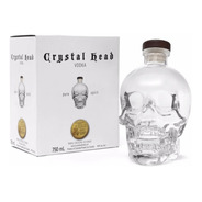 Vodka Crystal Head 750ml En Estuche Origen Canadá