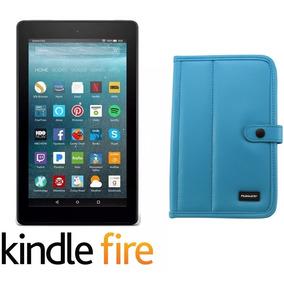 Tablet Amazon Kindle Fire 7 Gen 2017 Con Funda