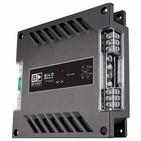 Modulo Amplificador Banda 6.4 D Digital 600w Rms Stereo 4 Ch