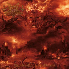 Dark Funeral Angelus Exuro Pro Eternus Import Suécia Cd/dvd