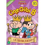Turma Da Mônica - Cine Gibi 8 - Tá Brincando? - Dvd