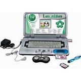 Computador Didáctico Juguete Niños Bilingue A Color Joystick