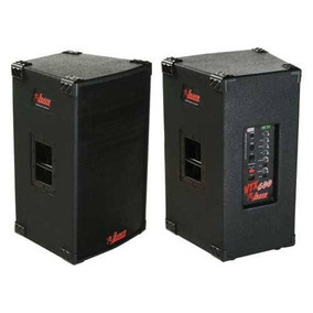 Caixa Acustica Leacs Frontal Ativa Vtx600 330watts Rms