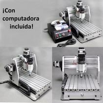 Maquina Grabado Punta Diamante Router Cnc Todo Incluido