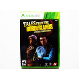 Tales From The Borderlands Nuevo - Xbox 360