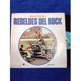 Lp Rebeldes De Rock