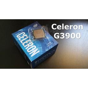 Procesador Intel Celeron G3900 2.8ghz 2m Socket Lga 1151 6th