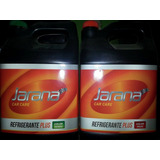 Refrigerante Plus Rojo Y Verde Jarana Car Care