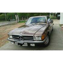 Mercedes Benz Clase Sl 1980