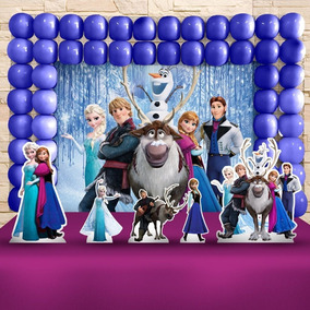 Kit Aniversário Festa Criança Frozen Promoção