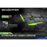 Drone Sky Viper 2400 Hd Streaming Video