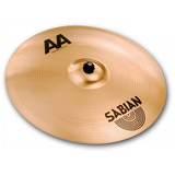 Platillo Sabian Aa Metal Ride De 24 22214mb