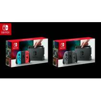 *entrega Inmediata* Nintendo Switch Msi Gris, Envio Incluido