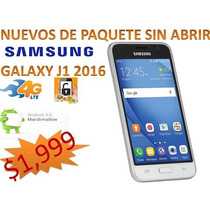 Samsung Galaxy J1(6) Normal - 4.5 Pul.4g Lte- Android 6.0