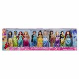 Disney Princesas Shimmering Sueños Colección De Muñecas X 11