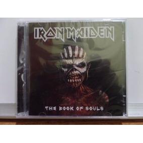 Cd Duplo Iron Maiden The Book Of Souls Novo Lacrado