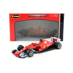 Sebastian Vettel Ferrari Sf70h 5 Fórmula 1 2017 1:18 Racer