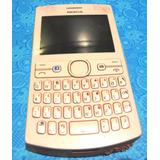 Telefono Nokia Asha 205.3 Rosa - Refacción
