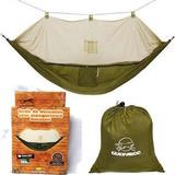 Rede Descanso Mosquiteiro Camping Aventura Guepardo Amazon