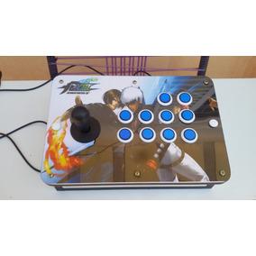 Controle Arcade Usb Para Pc/ps3 Zero Deley Frete Gratis