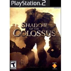 Jogo Ps2 - Shadow Of The Colossus - Frete Grátis