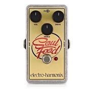Pedal Ehx Soul Food Transparent Overdrive Electro Harmonix