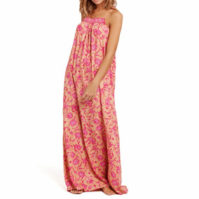 Vestido Rusty Babylon Maxi Dress - Mujer
