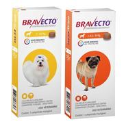 Bravecto Combo ( 1 )  2 A 4,5 ( 1 )   4,5 A 10 Kg